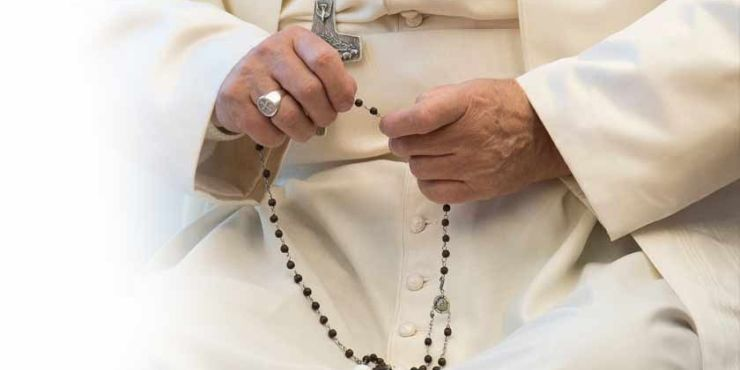 Kroz mjesec svibanj molimo krunicu s Papom i cijelom Crkvom za prestanak pandemije