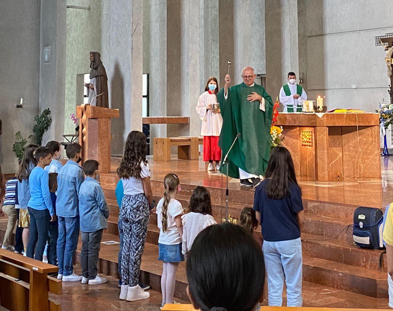 Zaziv Duha svetoga za početak nove školske i vjeronaučne godine